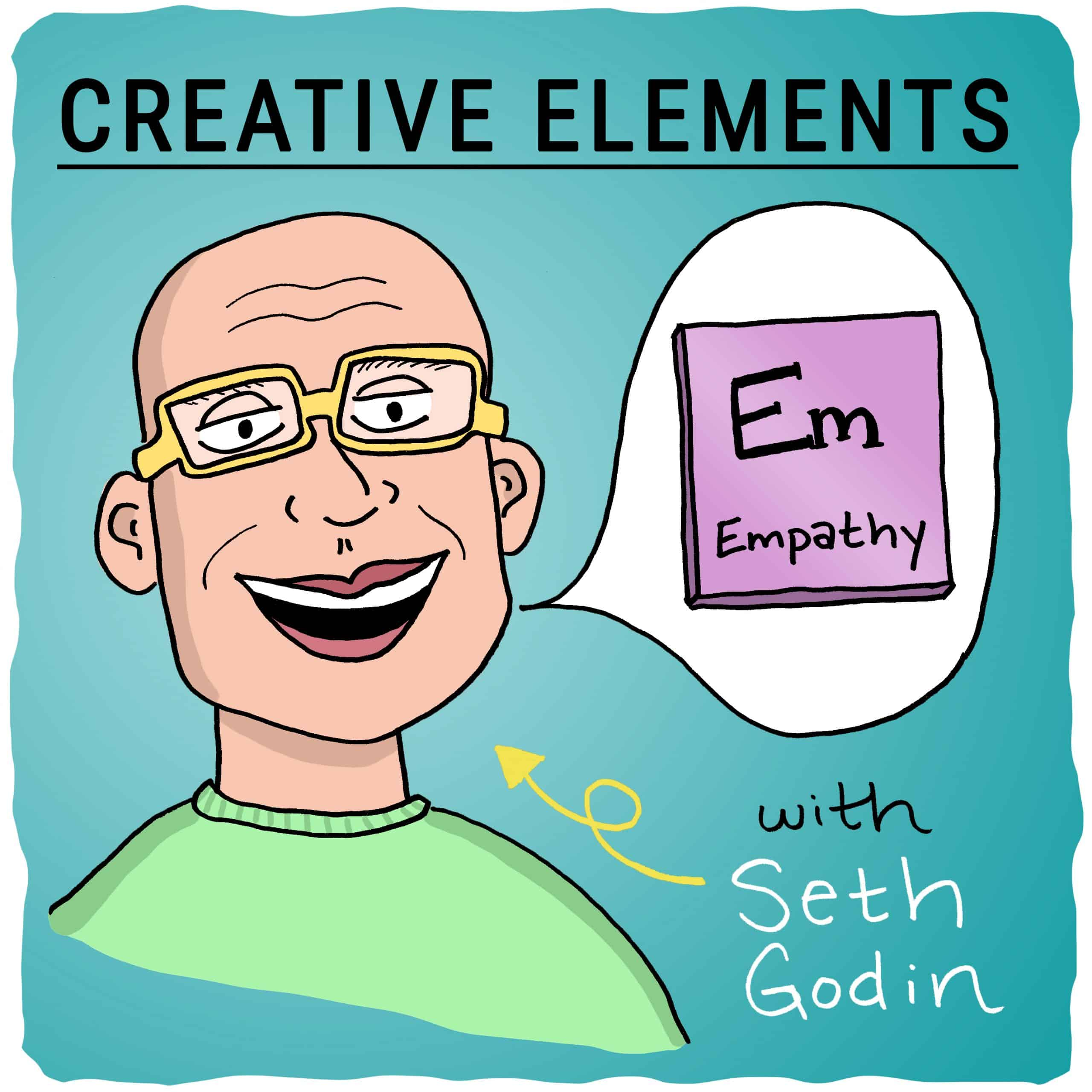 Seth Godin on Creative Elements