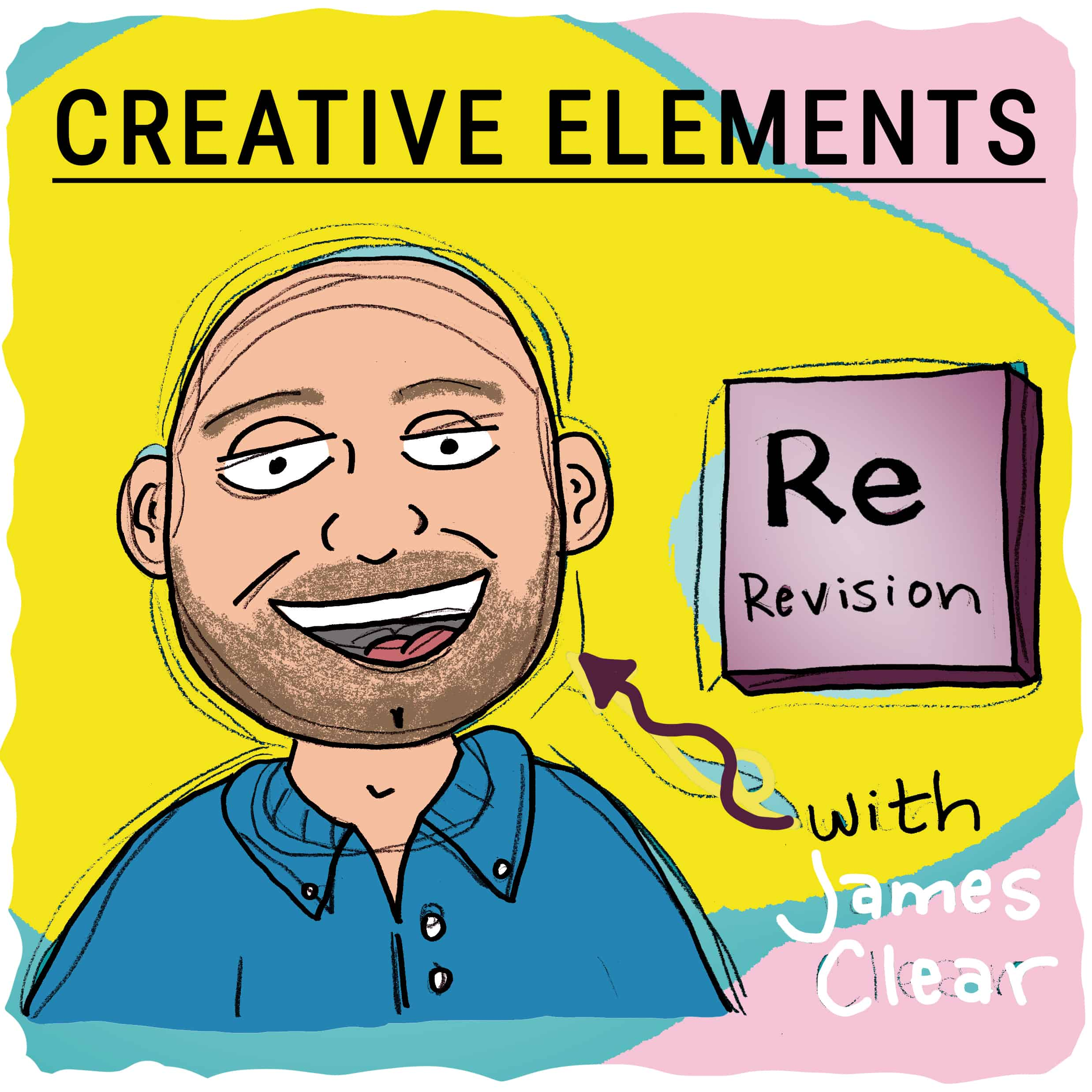 James Clear on Creative Elements