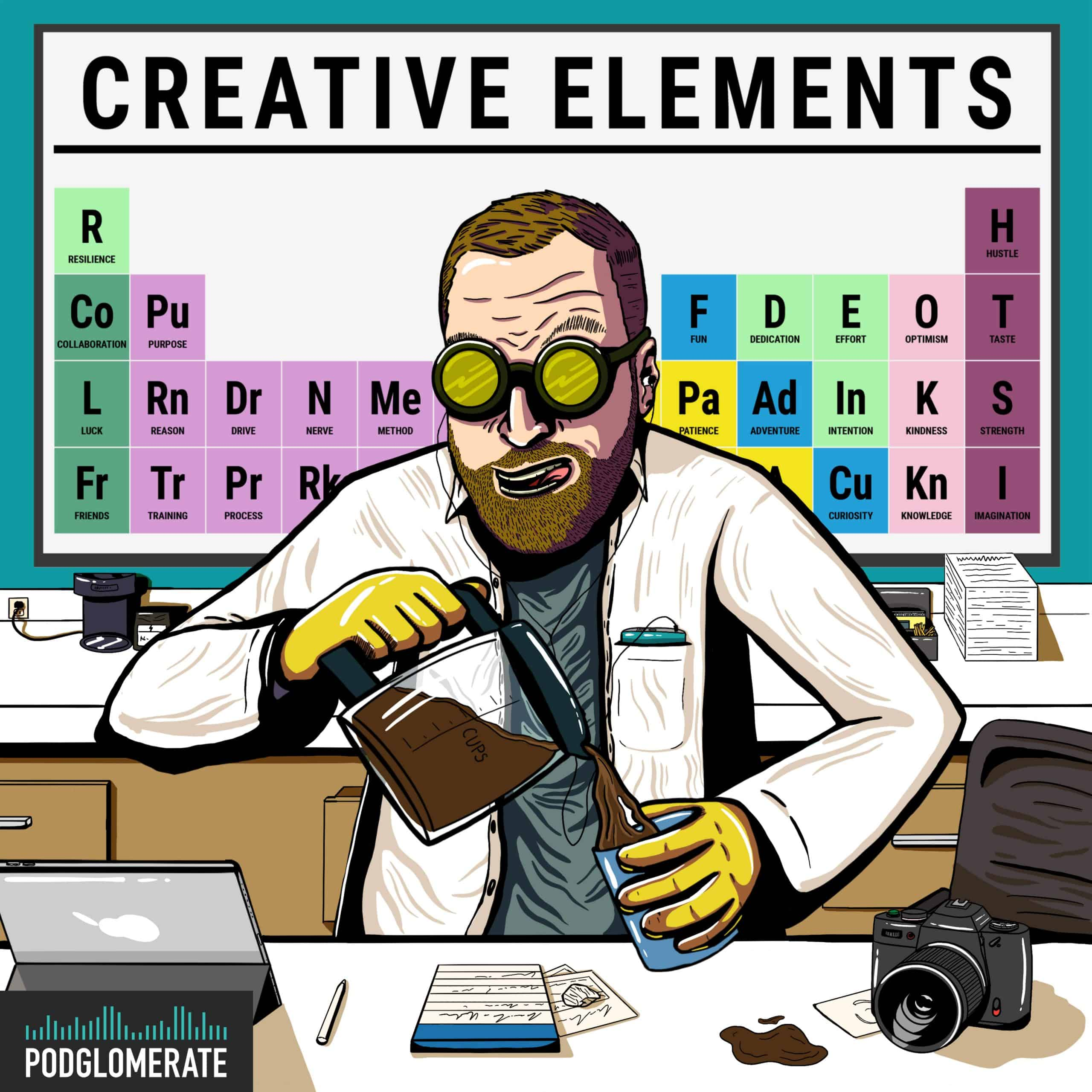 Creative Elements podcast