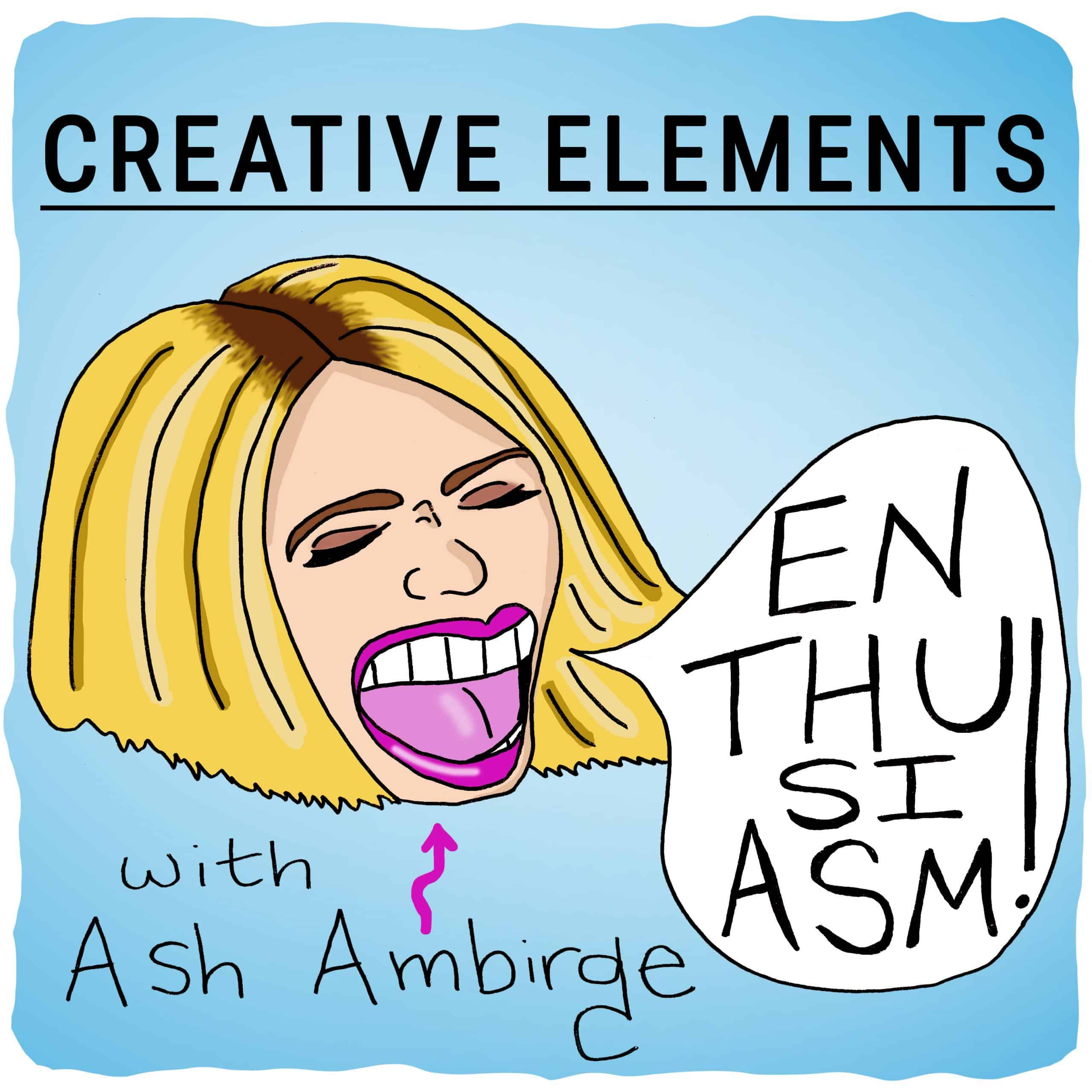Ash Ambirge on Creative Elements