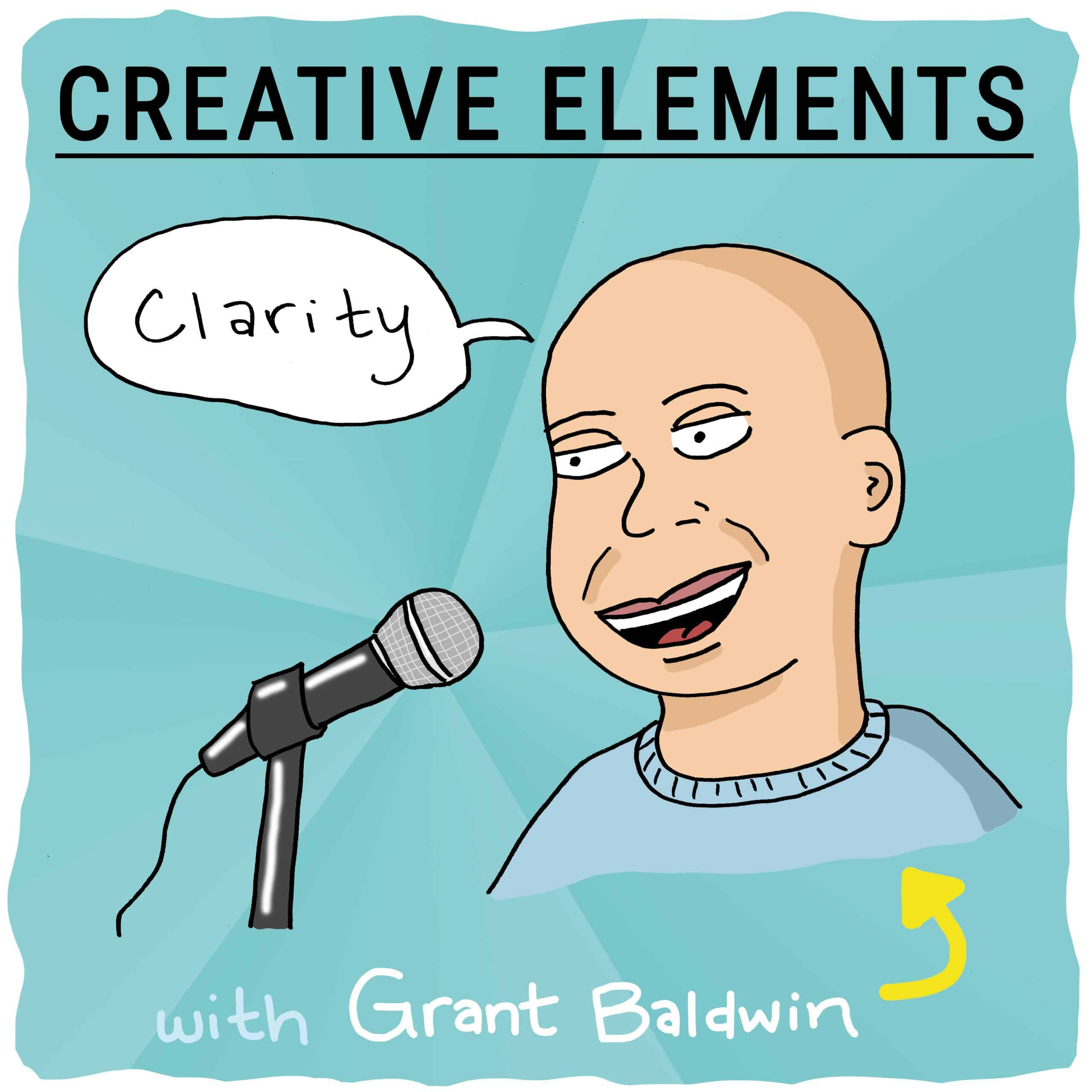 Grant Baldwin on Creative Elements