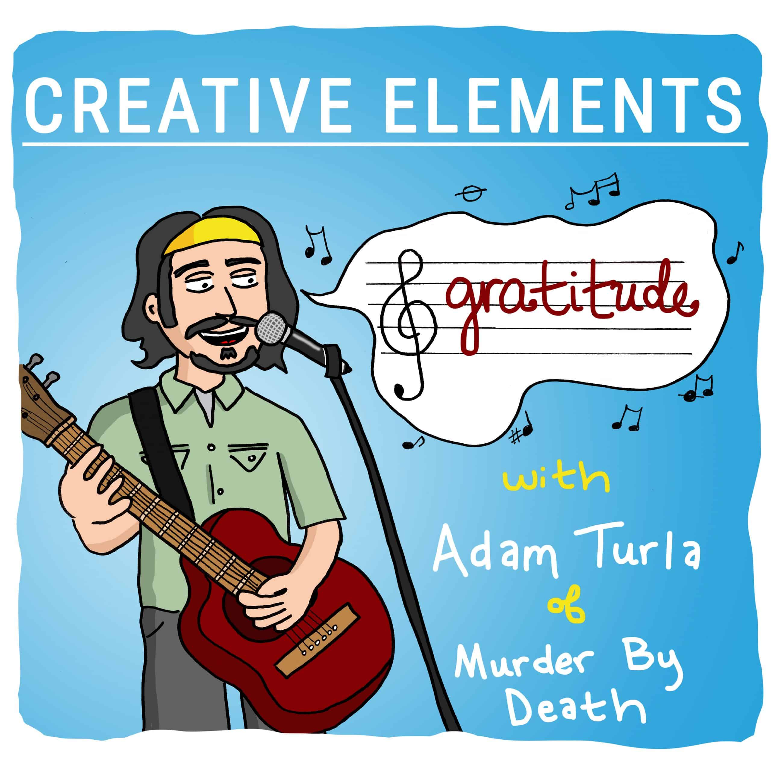 Adam Turla on Creative Elements