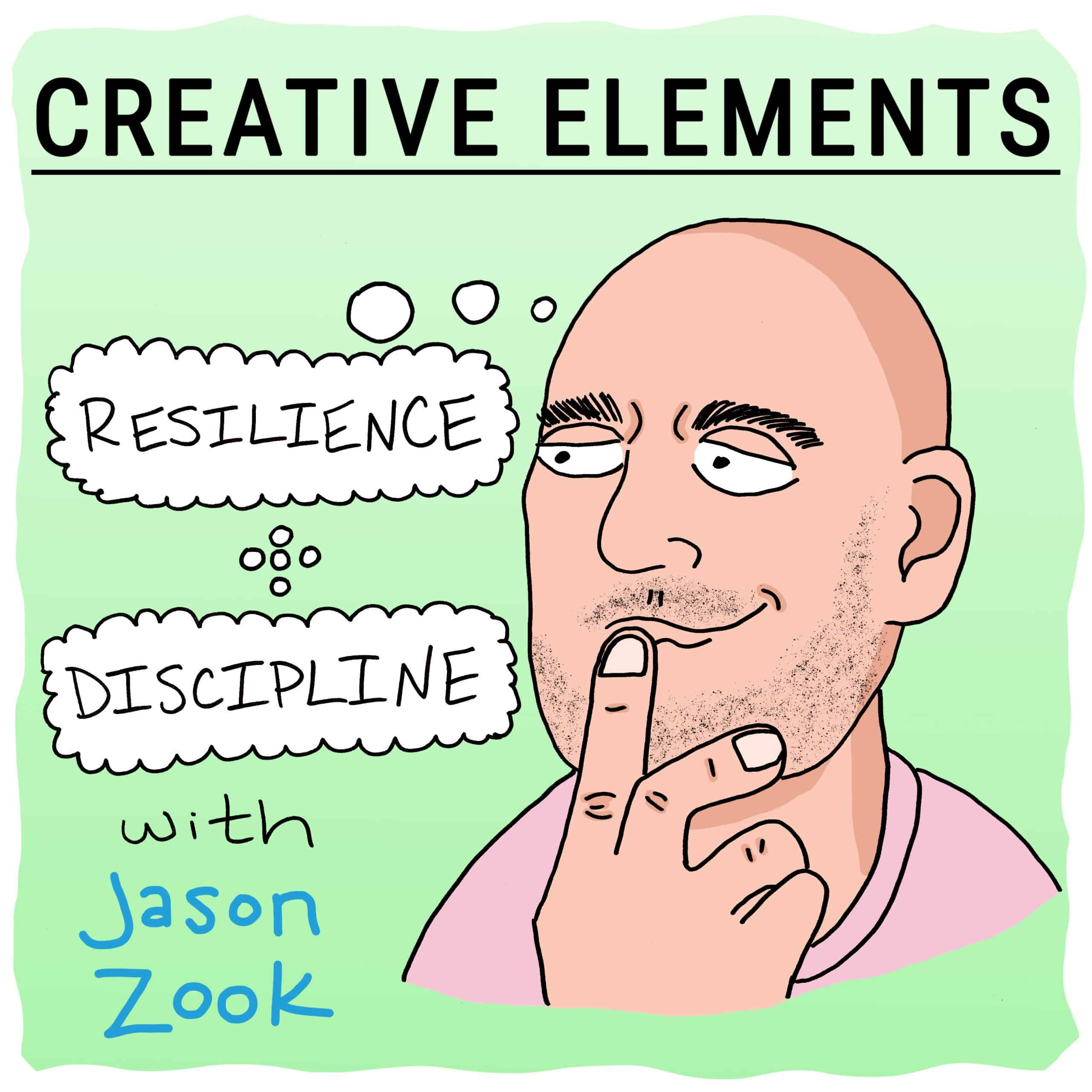 Jason Zook on Creative Elements