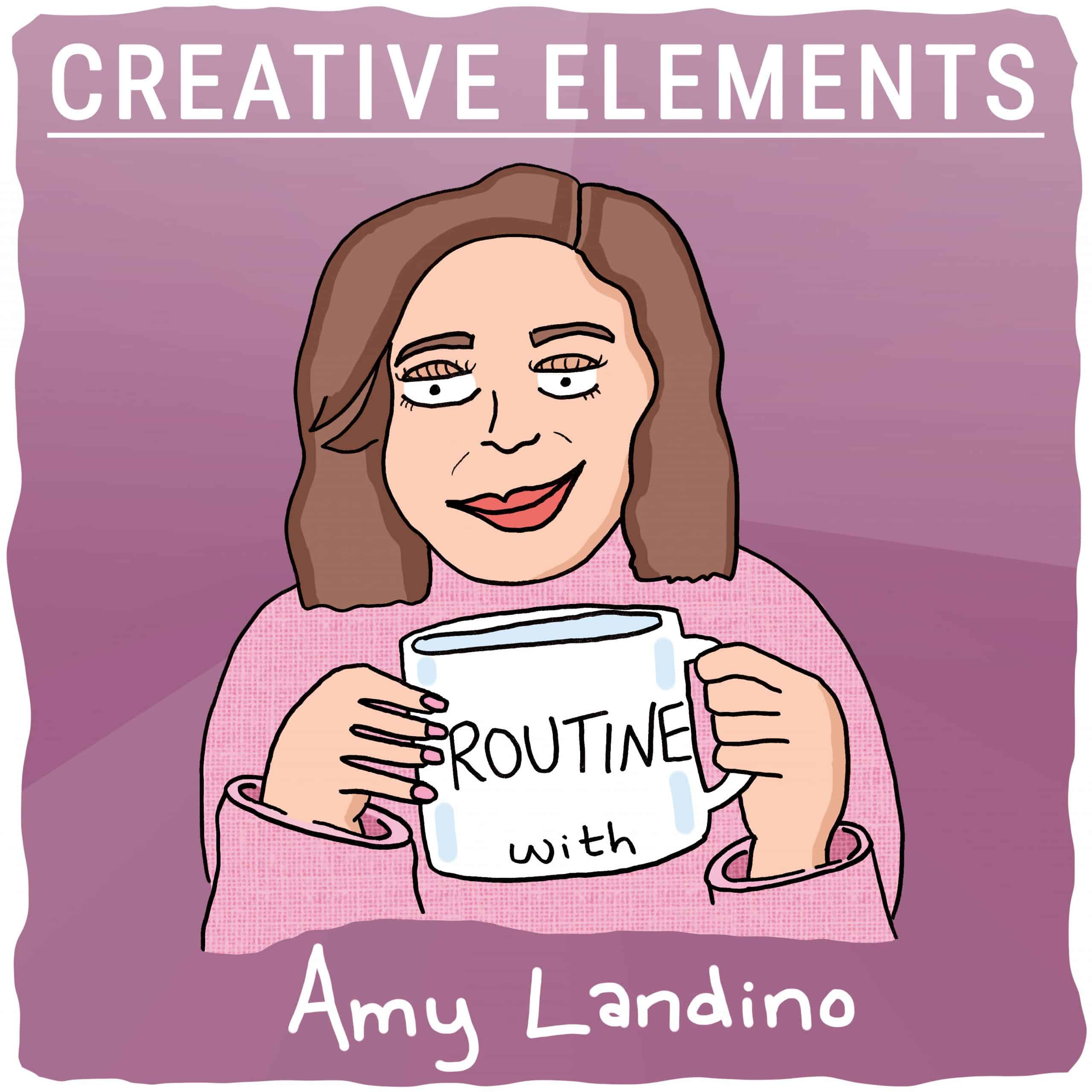 Amy Landino on Creative Elements
