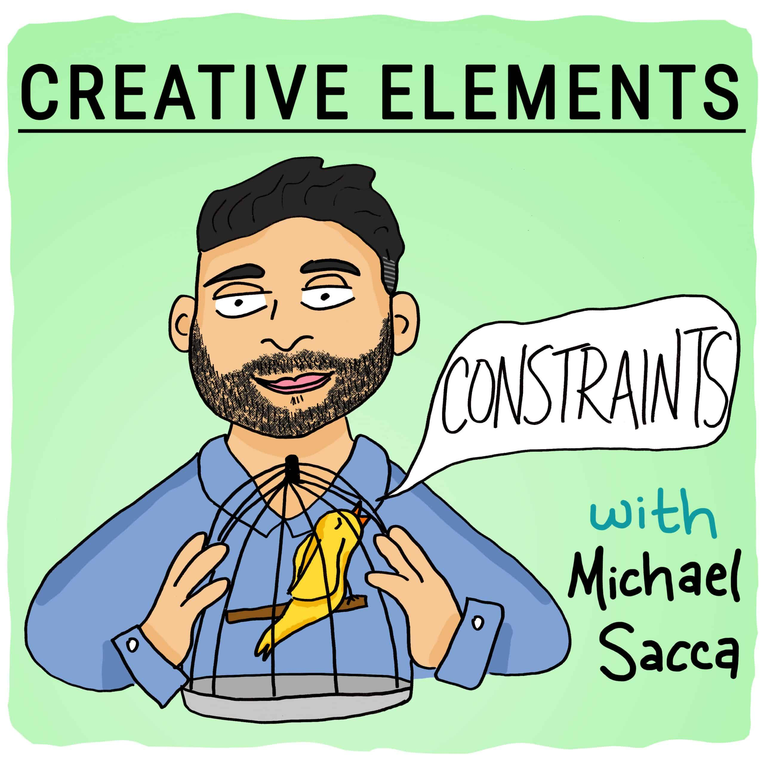 Michael Sacca on Creative Elements
