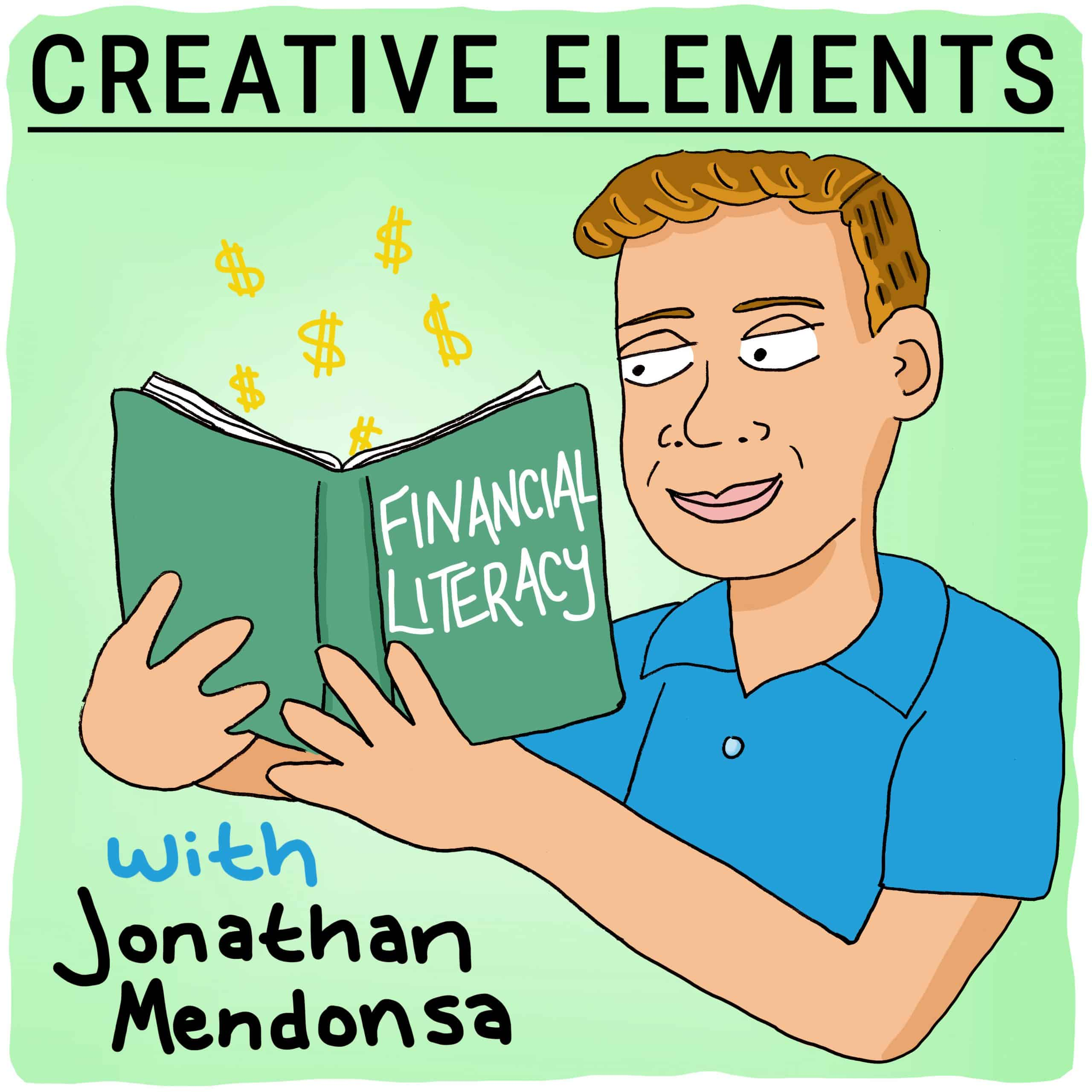Jonathan Mendonsa on Creative Elements