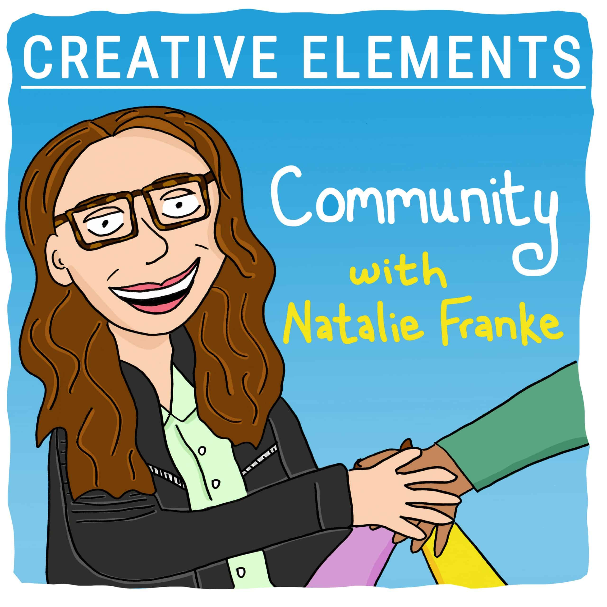 Natalie Franke on Creative Elements