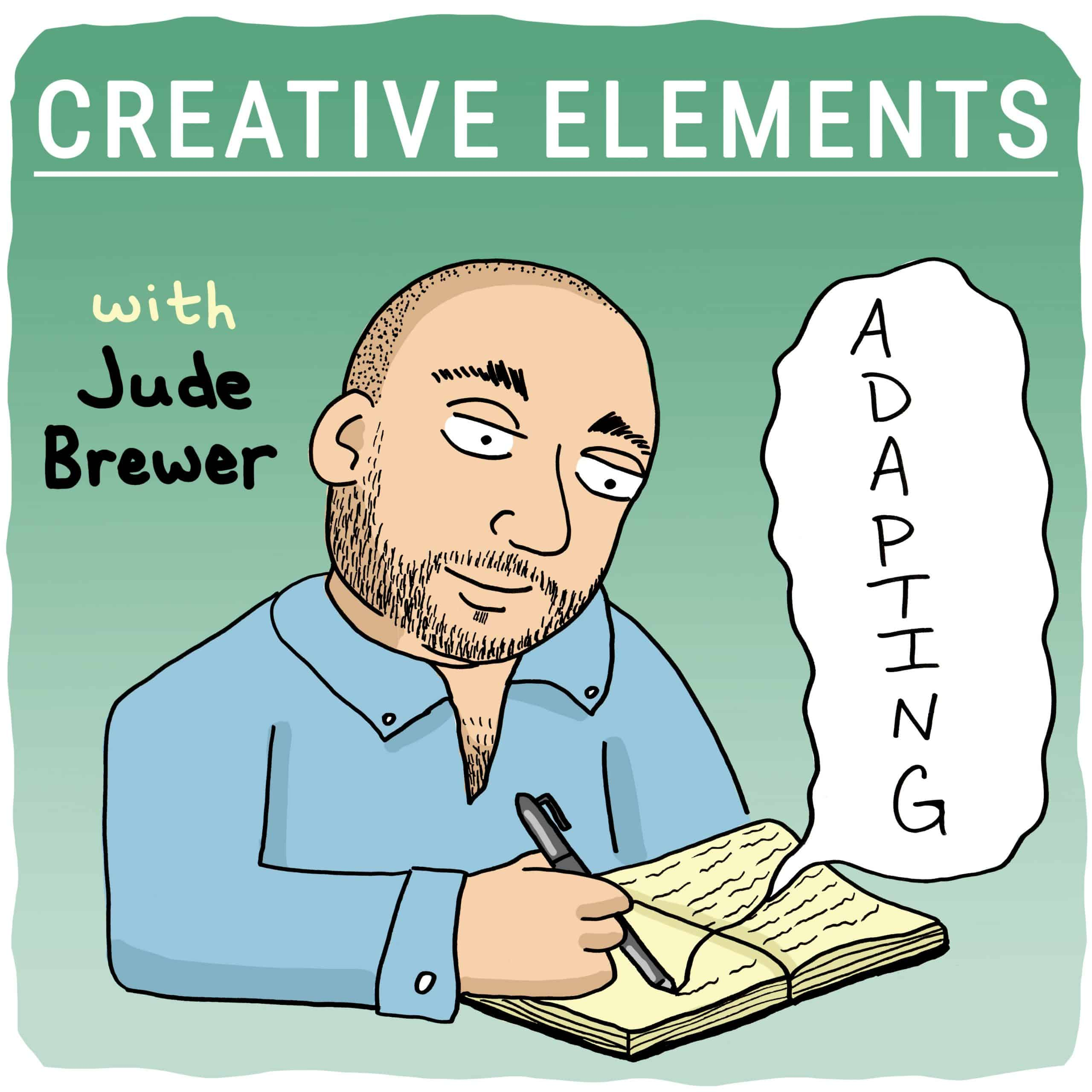 Jude Brewer on Creative Elements