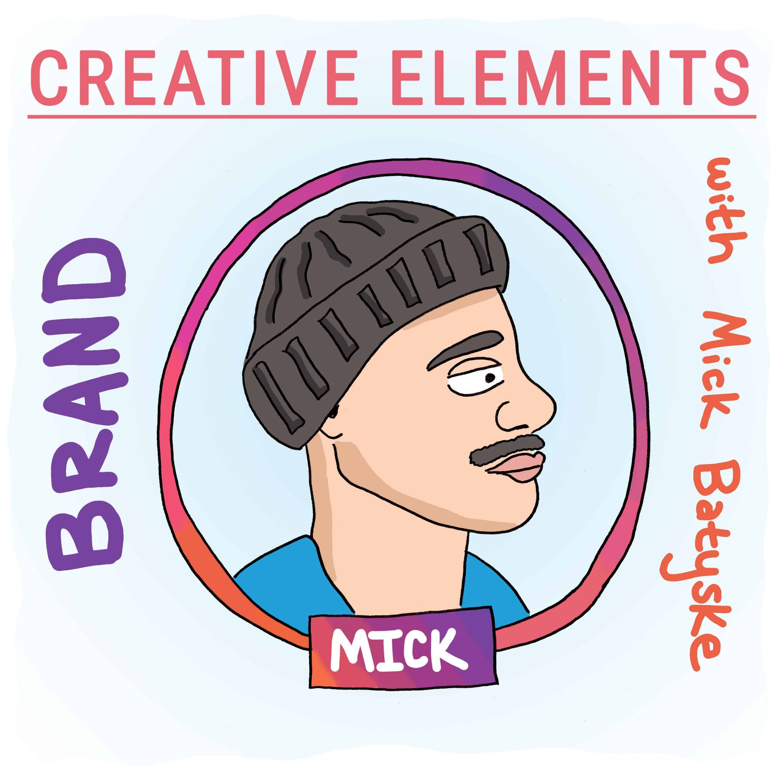 Mick on Creative Elements
