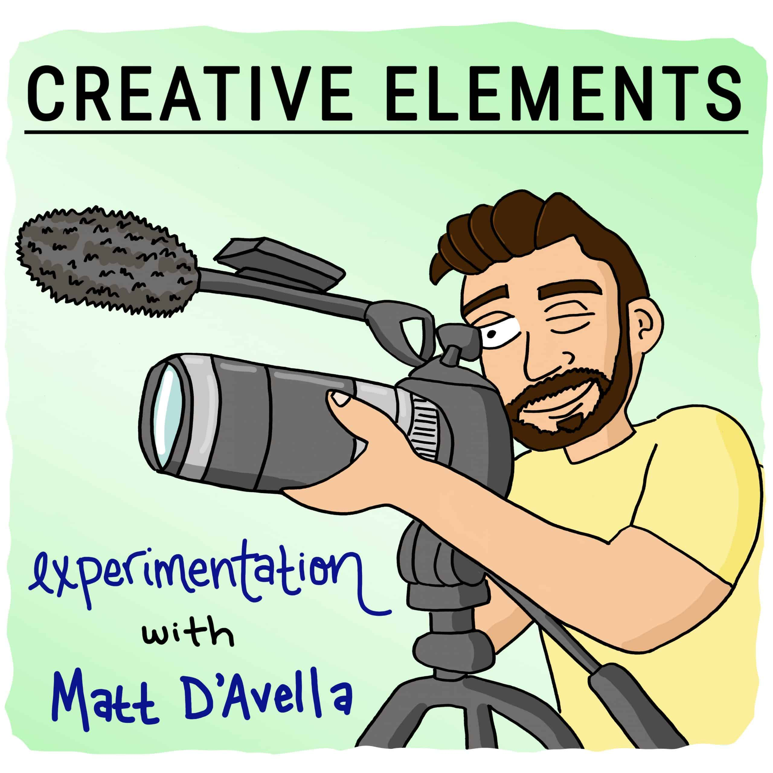 Matt D'Avella on Creative Elements