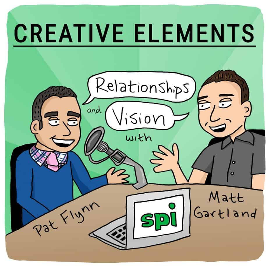 Pat Flynn and Matt Gartland on Creative Elements