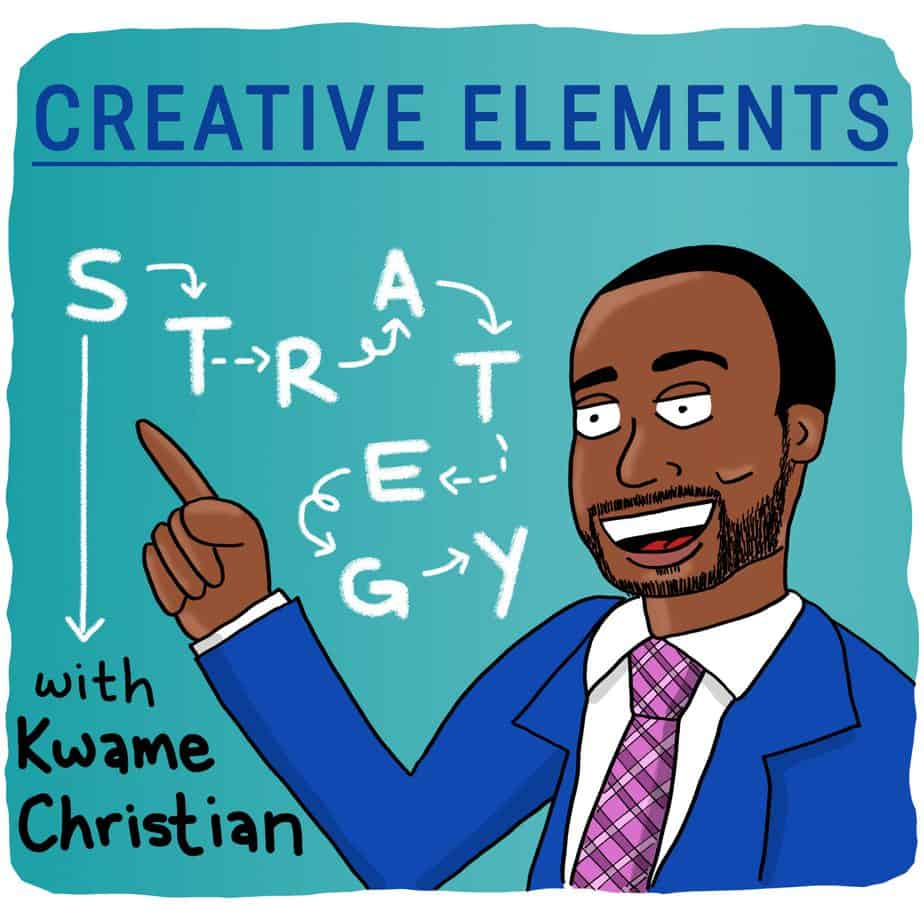 Kwame Christian on Creative Elements