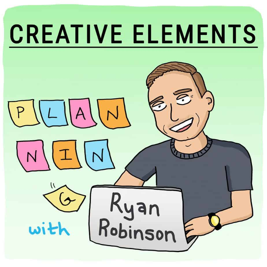 Ryan Robinson on Creative Elements