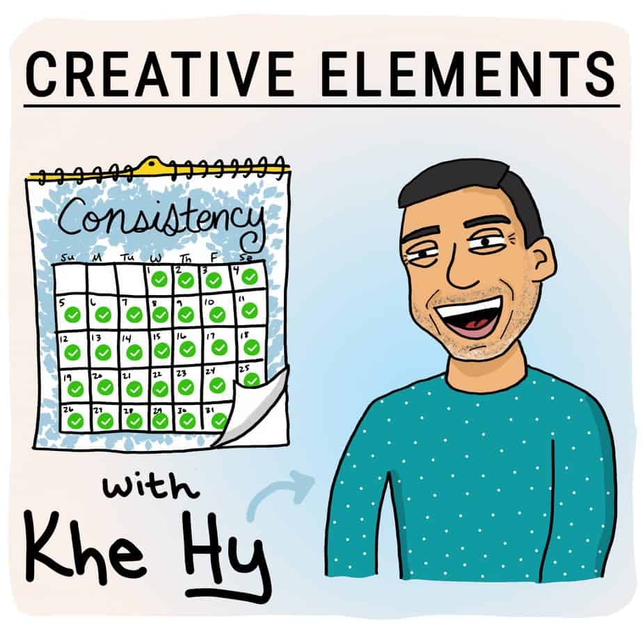 Khe Hy on Creative Elements