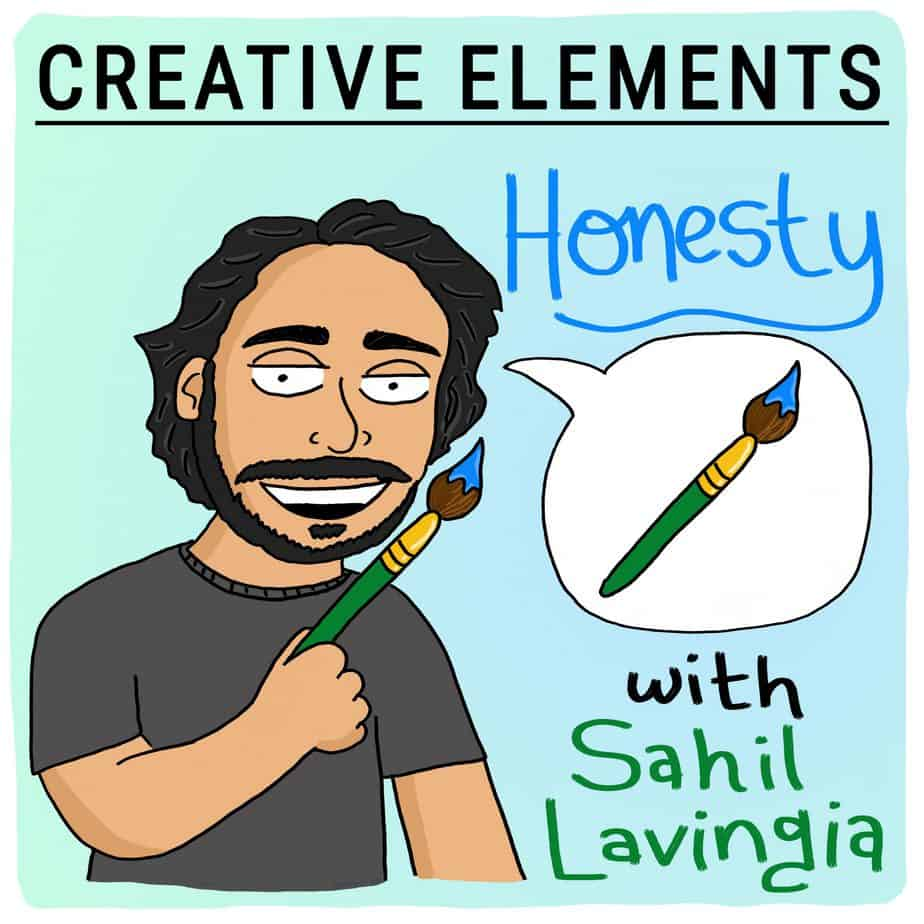 Sahil Lavingia on Creative Elements