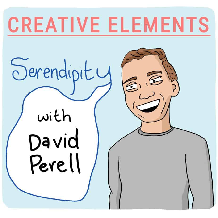 David Perell on Creative Elements