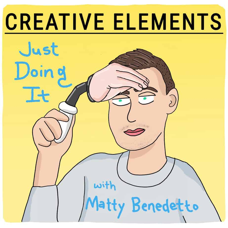 Matty Benedetto on Creative Elements