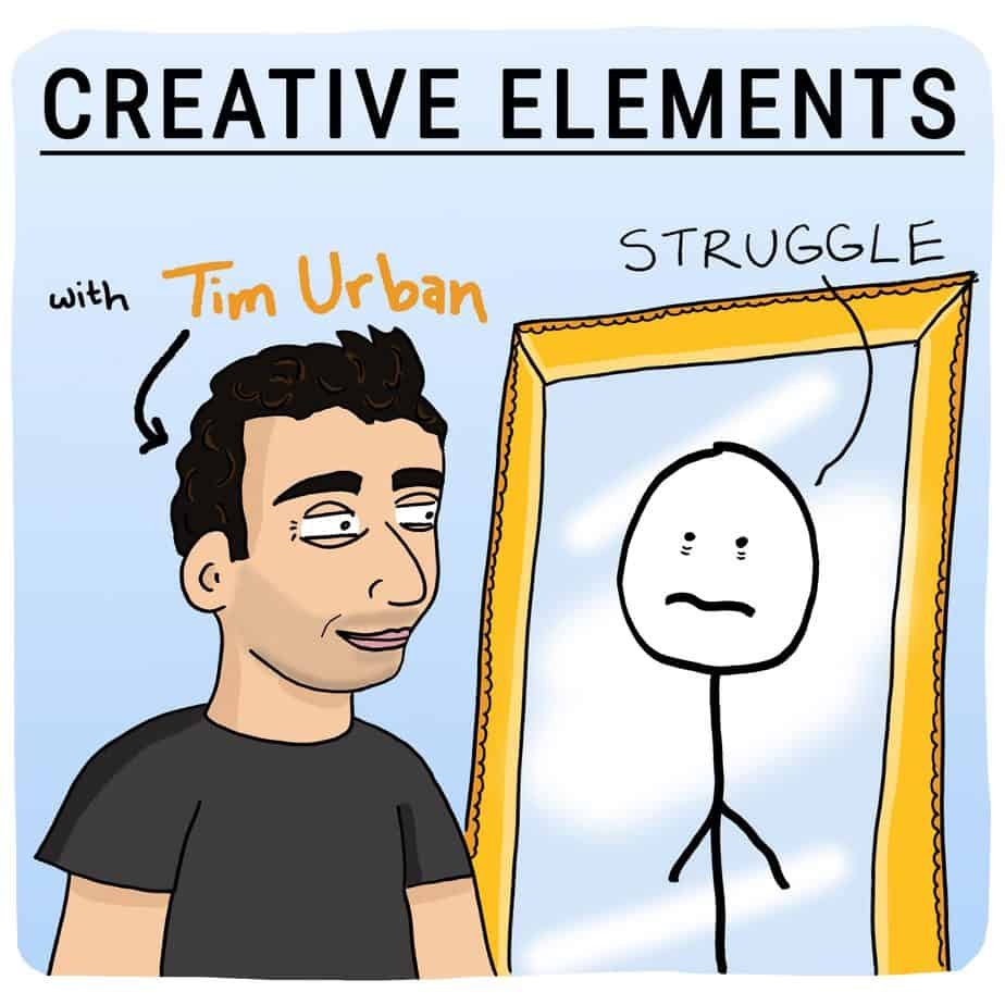 Tim Urban on Creative Elements