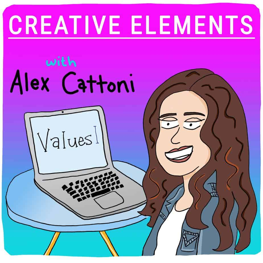 Alex Cattoni on Creative Elements