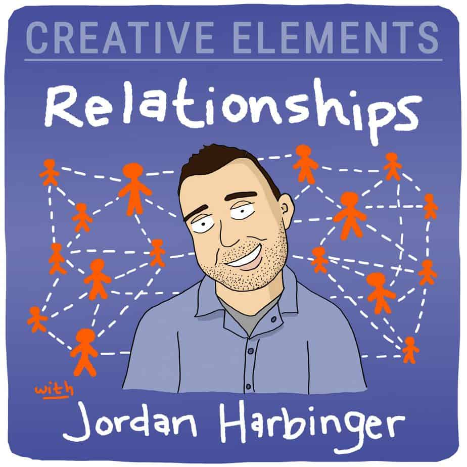 Jordan Harbinger on Creative Elements
