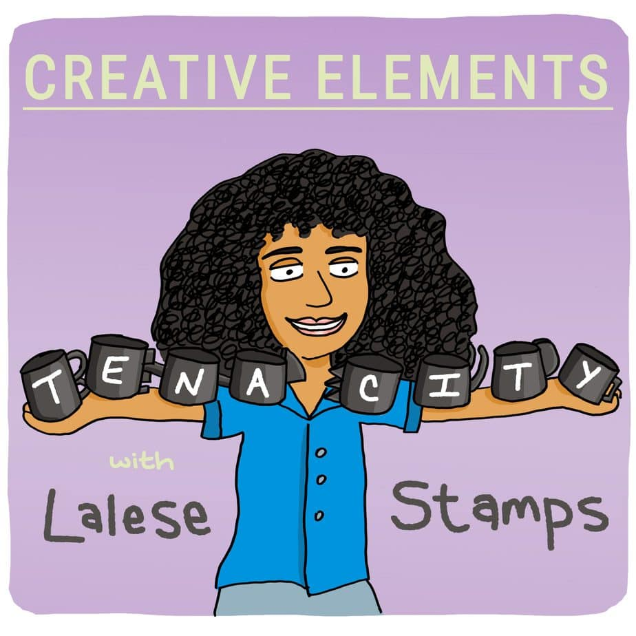 Lalese Stamps of Lolly Lolly Ceramics