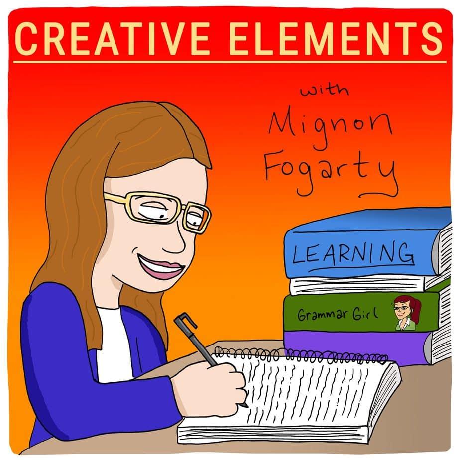 Grammar Girl Mignon Fogarty