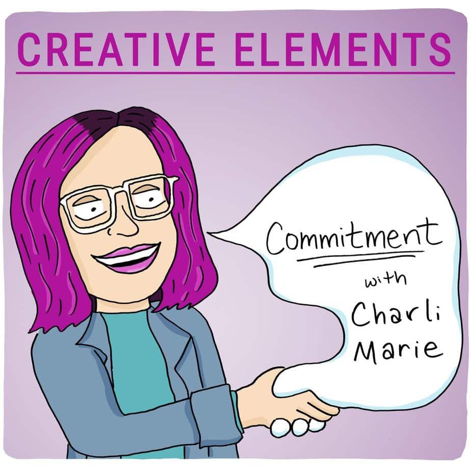 Charli Marie Prangley on Creative Elements
