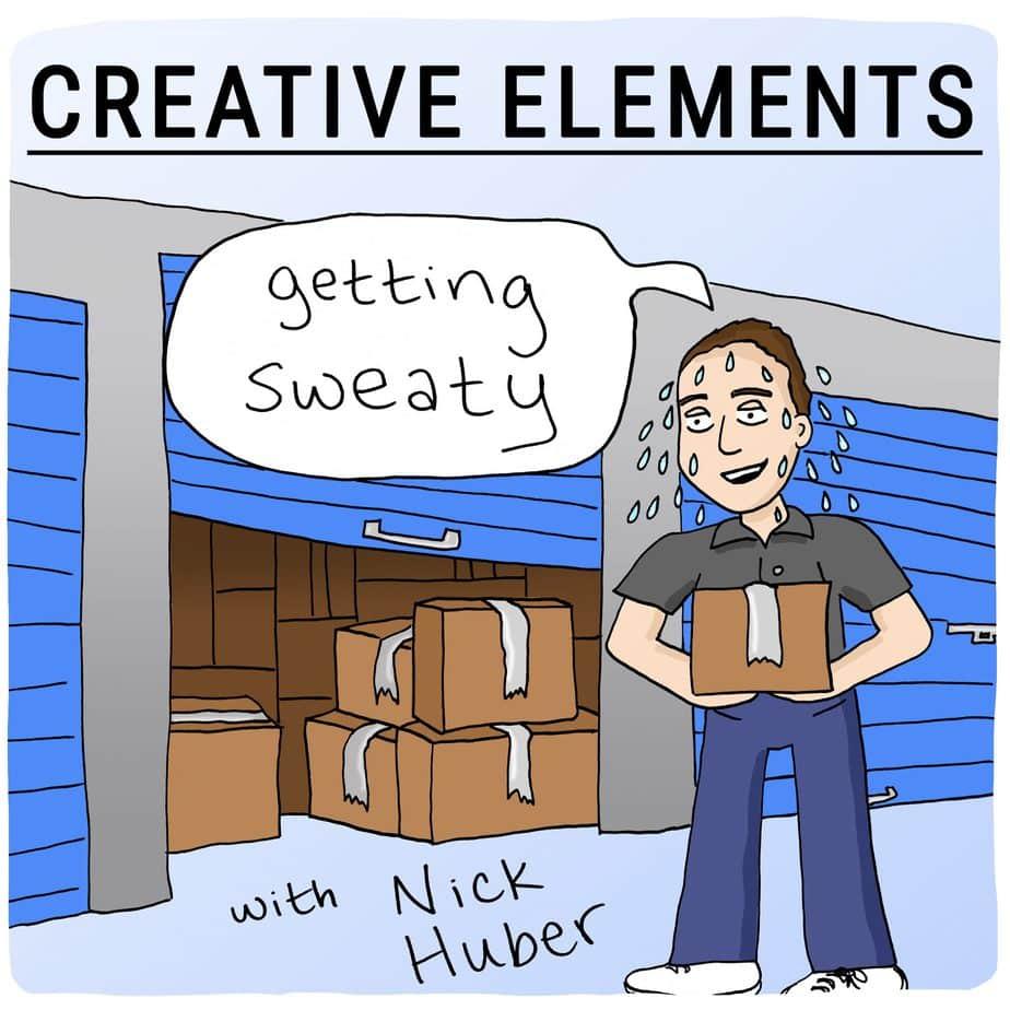 Nick Huber Sweaty Startup